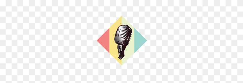 Microfono Di Shirt Shirt Shirt Spreadshirt - Microfono PNG