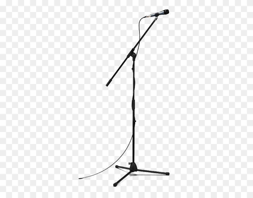 Microphone Stand Png Images - Microphone Stand Clipart