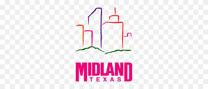 Midland Texas Logos, Company Logos - Texas State Clipart