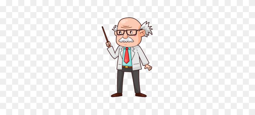 Migot The Professor Migot The Professor Carries A Spoon Into - Professor PNG