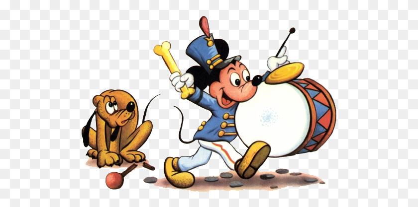 Mikey Mouse, Vintage Disney, Disney Art, Disney Cruiseplan - Pluto PNG