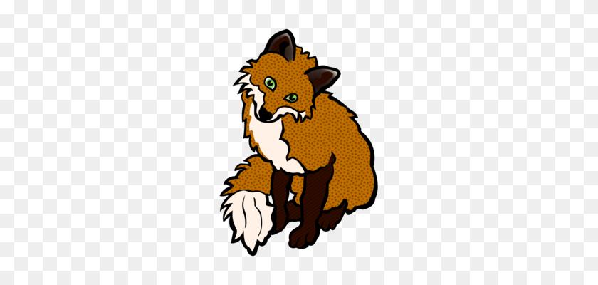 Military Camouflage Fox U S Woodland Canidae - Woodland Fox Clipart