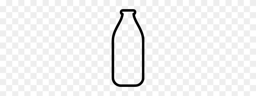 Milk Bottle Vector Png Images Free Download - Milk Jug PNG