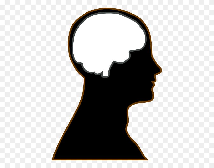 Mind Clipart Head Brain - Brain Clipart Transparent