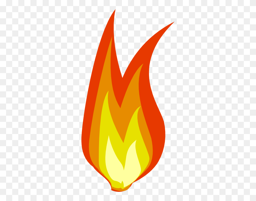 Fire Clipart Small - Fire Vector PNG – Stunning free transparent png