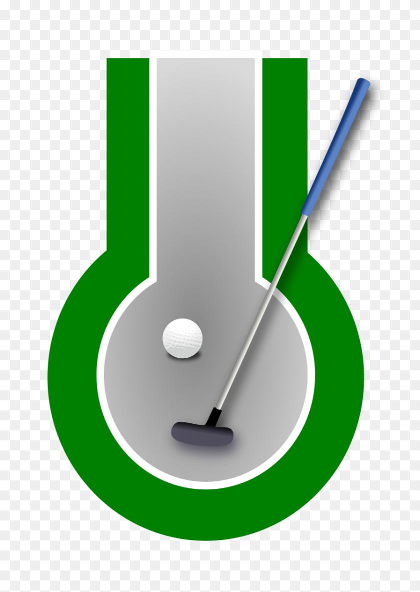 Mini Golf Clip Art Mini Golf Clipart Minigolf - Miniature Golf Clip Art