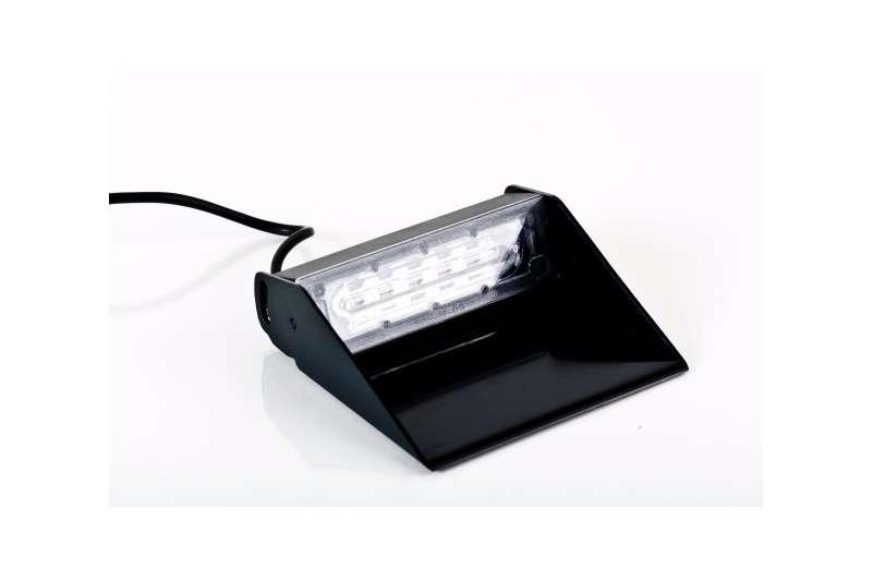 Mini Traffic Enforcer Lnr Led Dash Light Warning And Emergency Light - Light Flash PNG