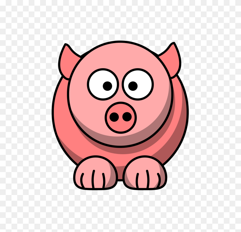 Smileys! App with 1000+ smileys for Facebook, WhatsApp or any other  messenger.   Baby pigs, Cute cartoon animals, Pig art