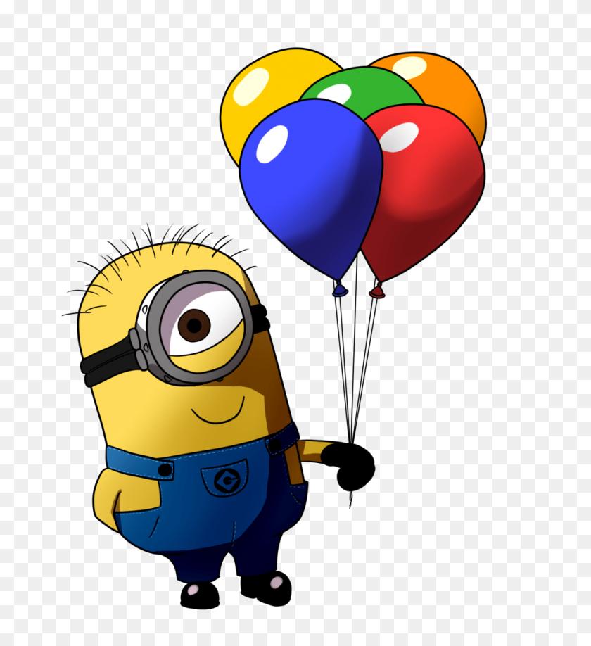 1024x1127 Minion Birthday Clip Art - Minion Birthday Clipart
