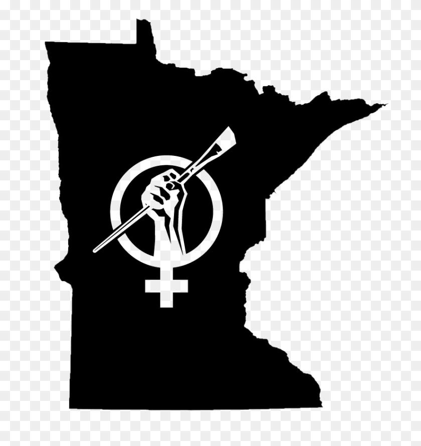 Minnesota Art And Feminism Logo Transparency - Minnesota Clip Art