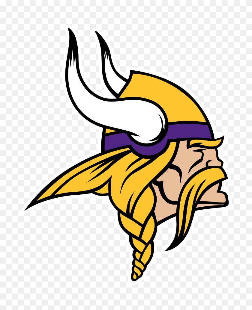 Minnesota Vikings Logo Png Transparent Vector - Minnesota Vikings Clipart