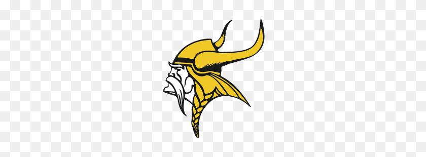 Minnesota Vikings Primary Logo Sports Logo History - Minnesota Vikings Clipart