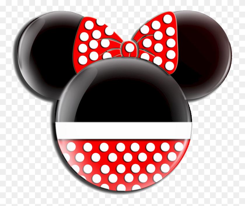 1050x872 Minnie Mouse Birthday Clip Art - Minnie Head PNG