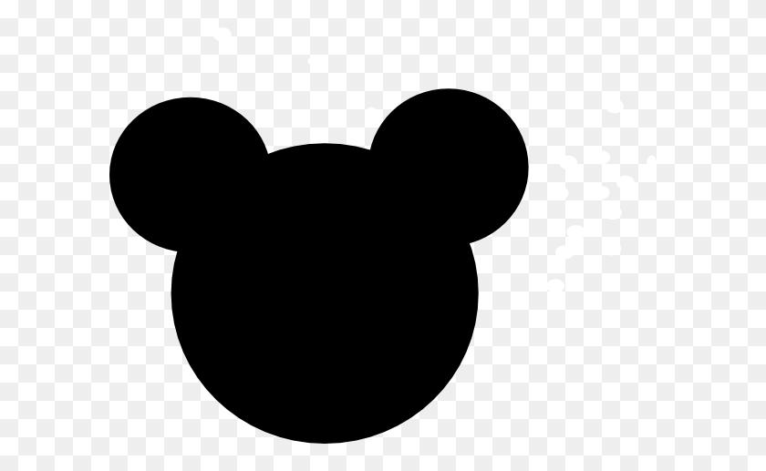 Minnie Mouse Clip Art - Minnie Head PNG