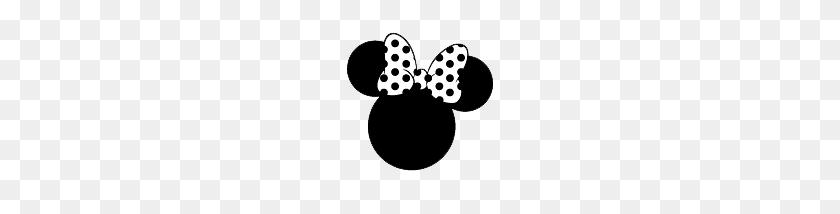 Minnie Mouse Head Clip Art - Minnie Head Clipart
