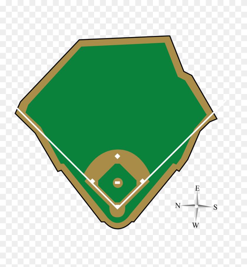 Mlb Field Cliparts Free Download Clip Art - Softball Field Clipart