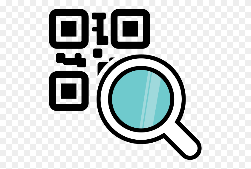 Barcode Scanner Icon - Qr Code Clipart – Stunning free