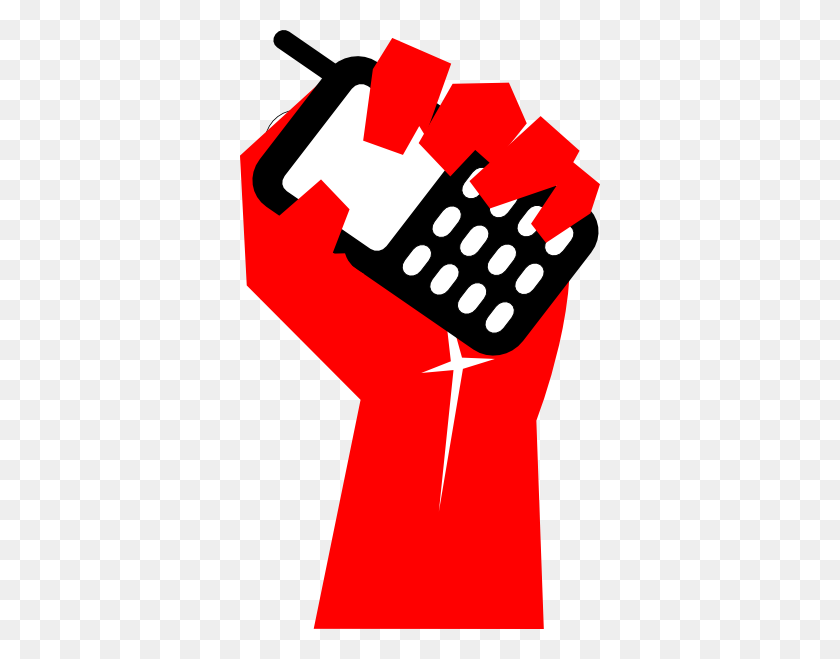 Mobile Revolution Clip Art - Revolution Clipart