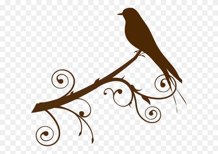 Mockingbird Outline Tattoo - Mockingbird Clipart