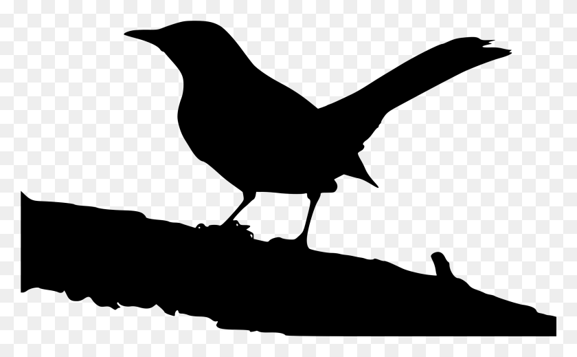 Mockingbird Singing Bird Clip Art - Mockingbird Clipart
