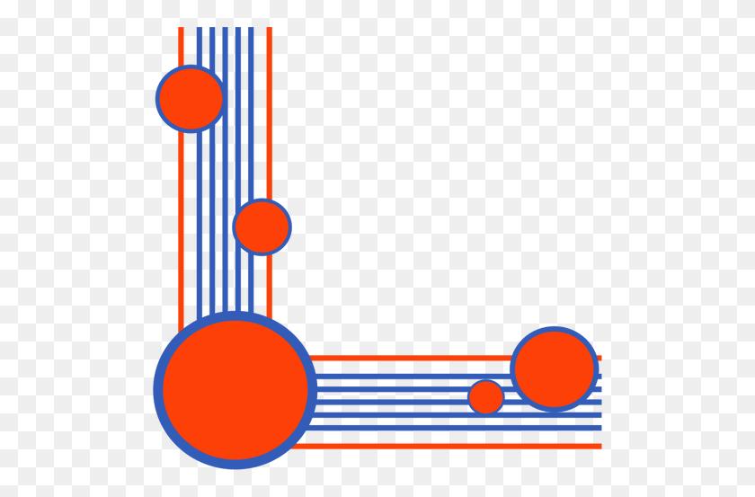 Modern Free Clipart - Modern Border PNG
