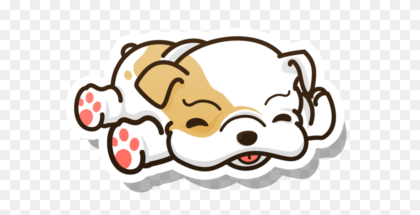 Mokiplanet's Funny Puppies On Behance Bulldogs - English Bulldog Clipart