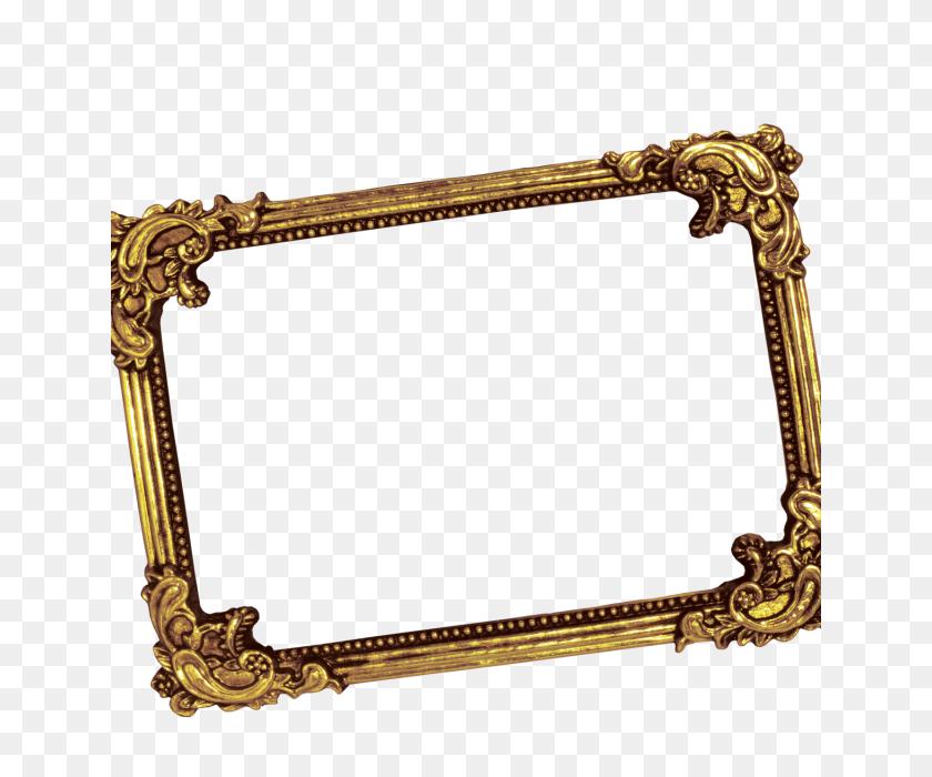 Moldura De Luxo Luxo Photo Frame Moldura De Ouro Arquivo Png E - Molduras PNG Infantil
