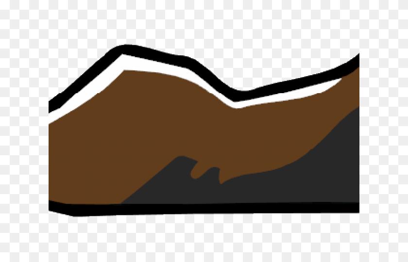 Mole Clipart Molehill - Mole Clipart