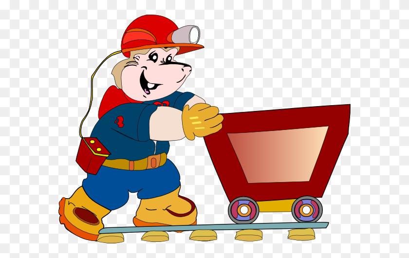 Mole Miner Clip Art - Mole Clipart