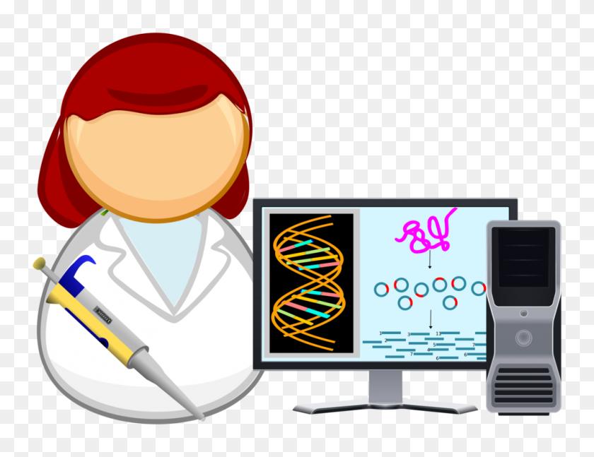 Molecular Biology Laboratory Microbiology Biochemistry Free - Microbiology Clipart