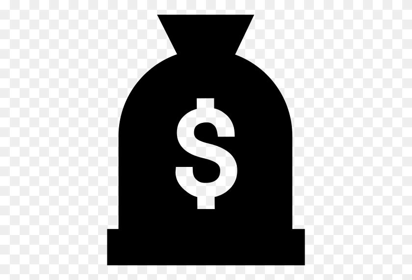 Money Bag Png Icon - Money Bag PNG