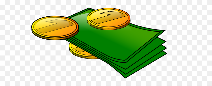 Money Png Clip Arts For Web - Money Border Clipart