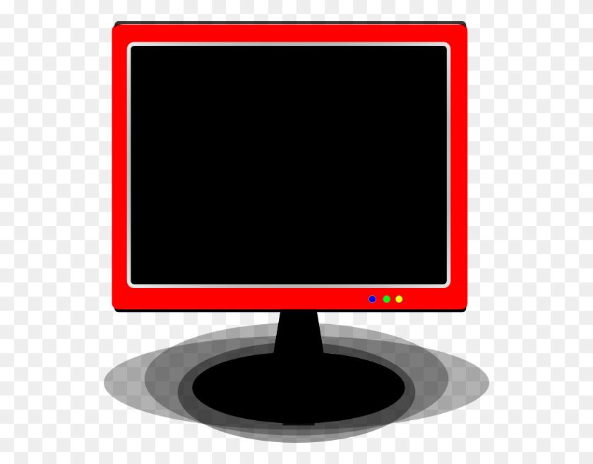 Monitor Clipart Big Screen Tv - Monitor Clipart