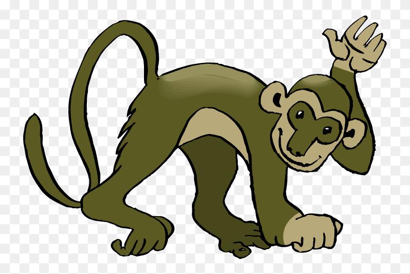 Monkey Clip Art Free - Monkey Clipart Images