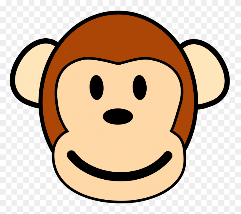 Monkey Clip Art Free - Day Of The Dead Clipart