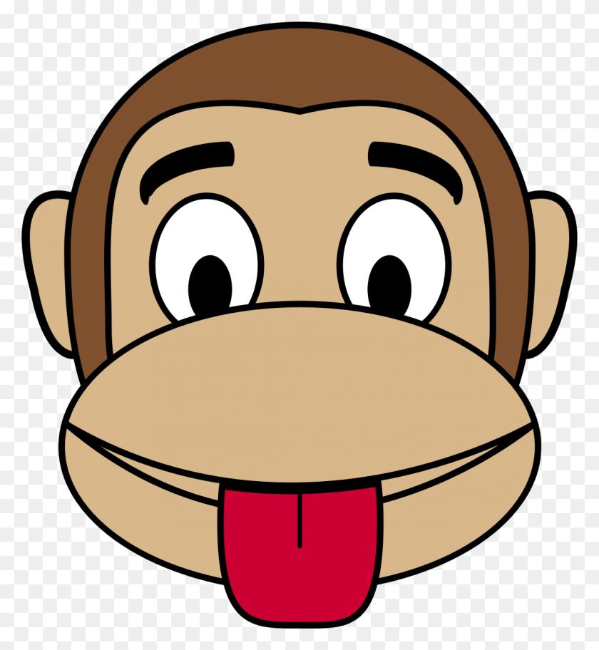 Monkey Emoji Clipart - Monkey Clipart Images