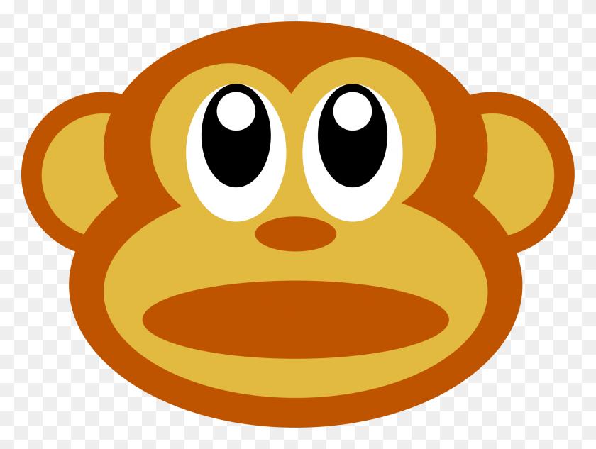 Monkey Face Clipart Monkey Face Clip Art Images - Cute Monkey Clipart