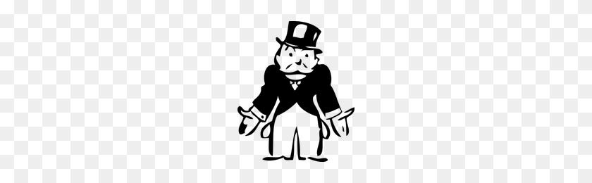 166x200 Monopoly - Monopoly PNG