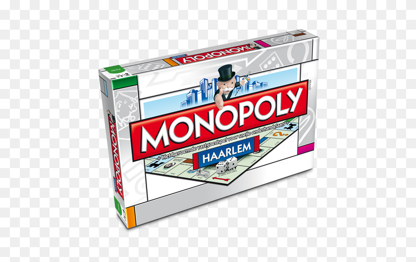 Monopoly Haarlem Is Coming Expatshaarlem - Monopoly PNG