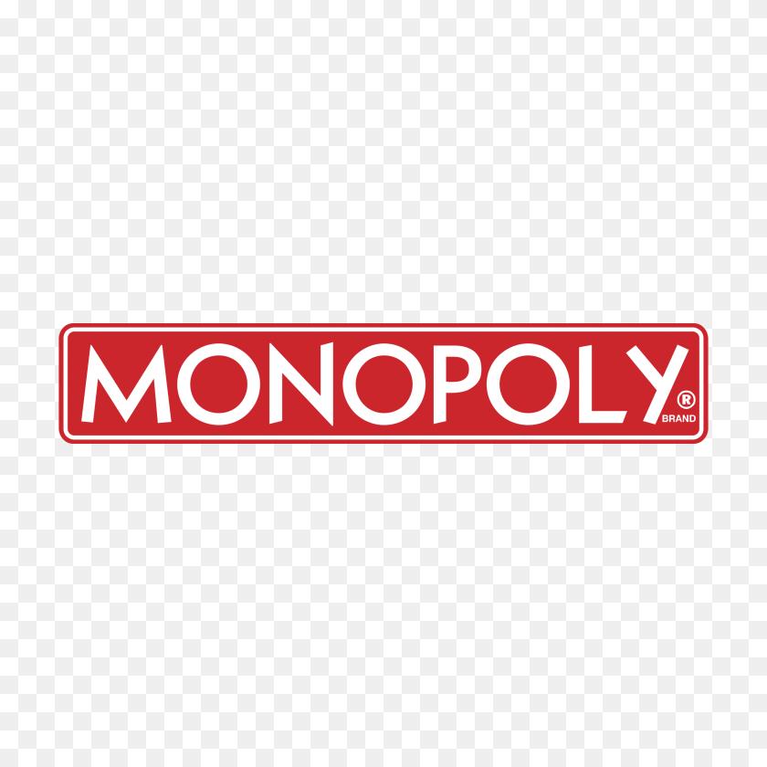 Monopoly Logo Png Transparent Vector - Monopoly PNG