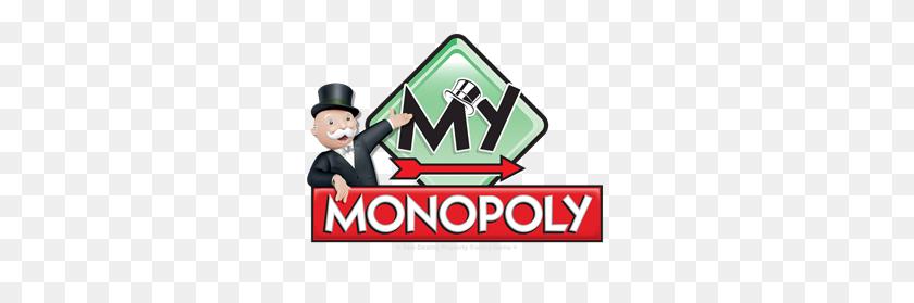 287x219 Monopoly Logos - Monopoly Money Clipart