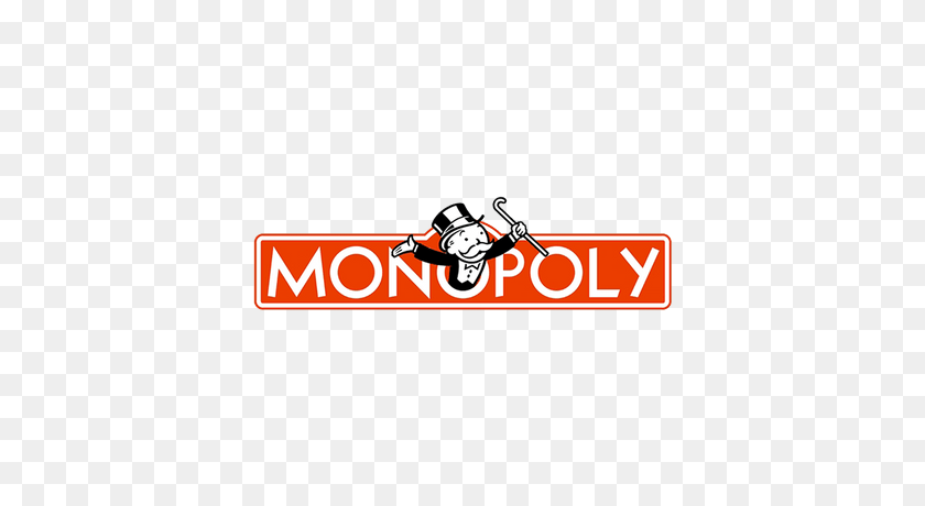 Monopoly Old Logo Transparent Png - Monopoly PNG