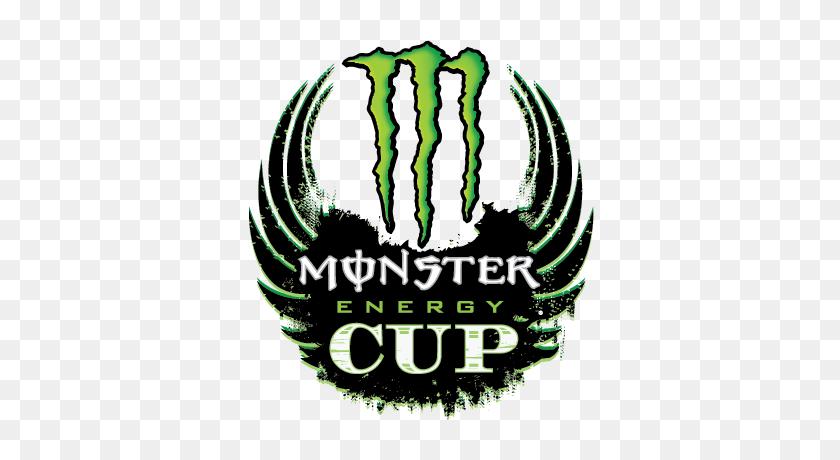 400x400 Monster Energy Cup Logo Direct Motocross Canada - Monster Logo PNG