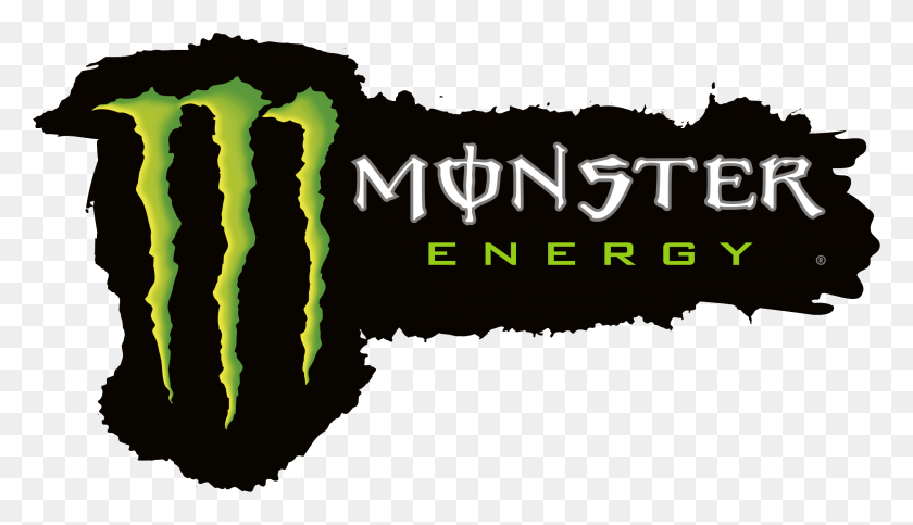 2249x1221 Monster Energy Drink Logo Png - Monster Logo PNG