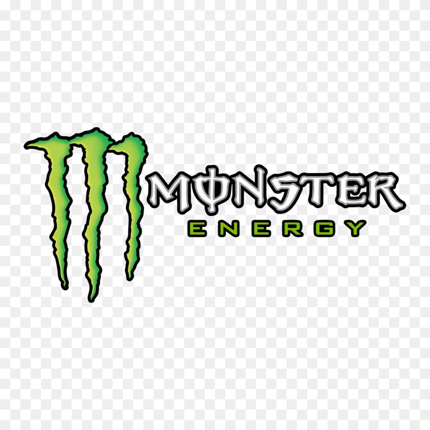 1200x1200 Monster Energy Logo Vector Transparent Horizontal Free Vector - Monster Energy Logo PNG