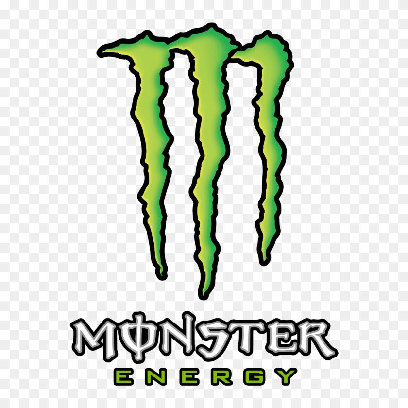 1200x1200 Monster Energy Logo Vector Transparent Vertical Free Vector - Monster Energy Logo PNG