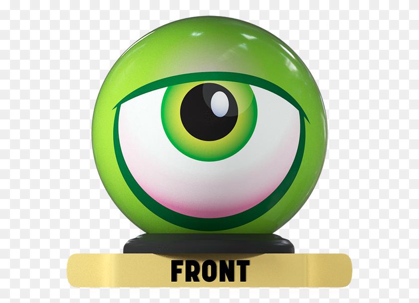 Monster Eyeball - Monster Eyeball Clipart