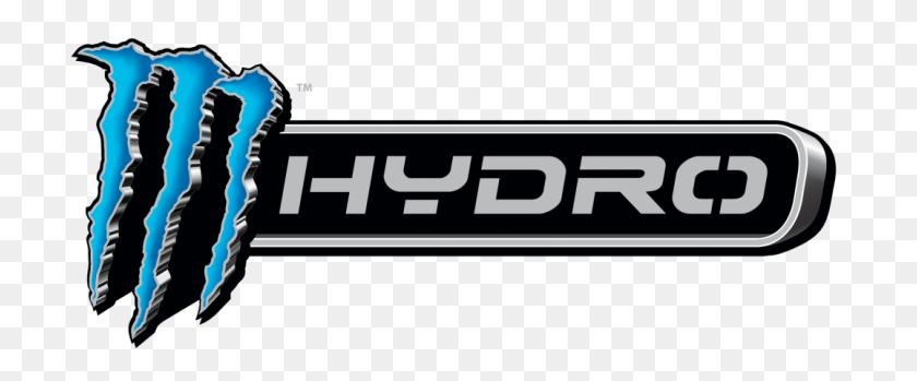 1076x400 Monster Hydro - Monster Energy PNG