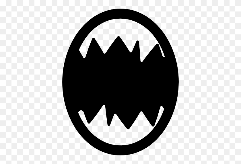 512x512 Monster Mouth - Monster Mouth PNG