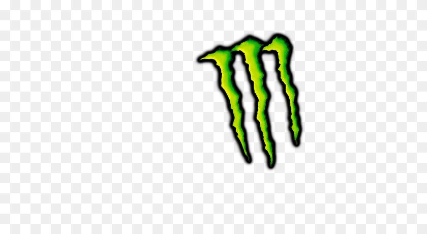 450x400 Monster Png Logo - Monster Energy PNG